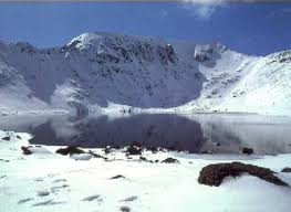 red tarn winter